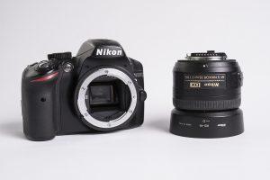 NIKON 3200 + 35mm f1.8