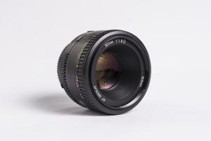 Obiektyw NIKON 50mm f1.8 D