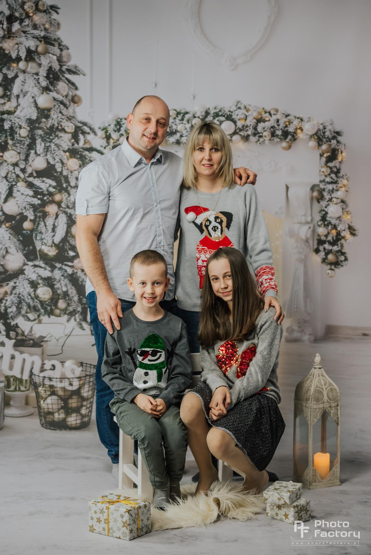 Sesja Świąteczna – Agata i Piotr