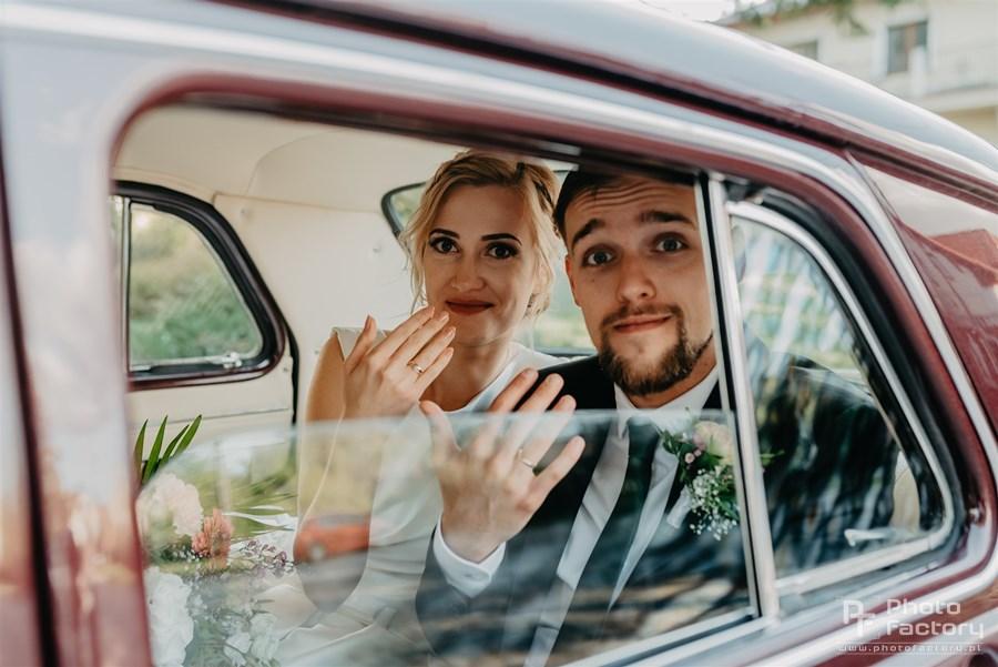 zdjęcia ślubne ze ślubu zosi i krystiana - fotograf Szczecin