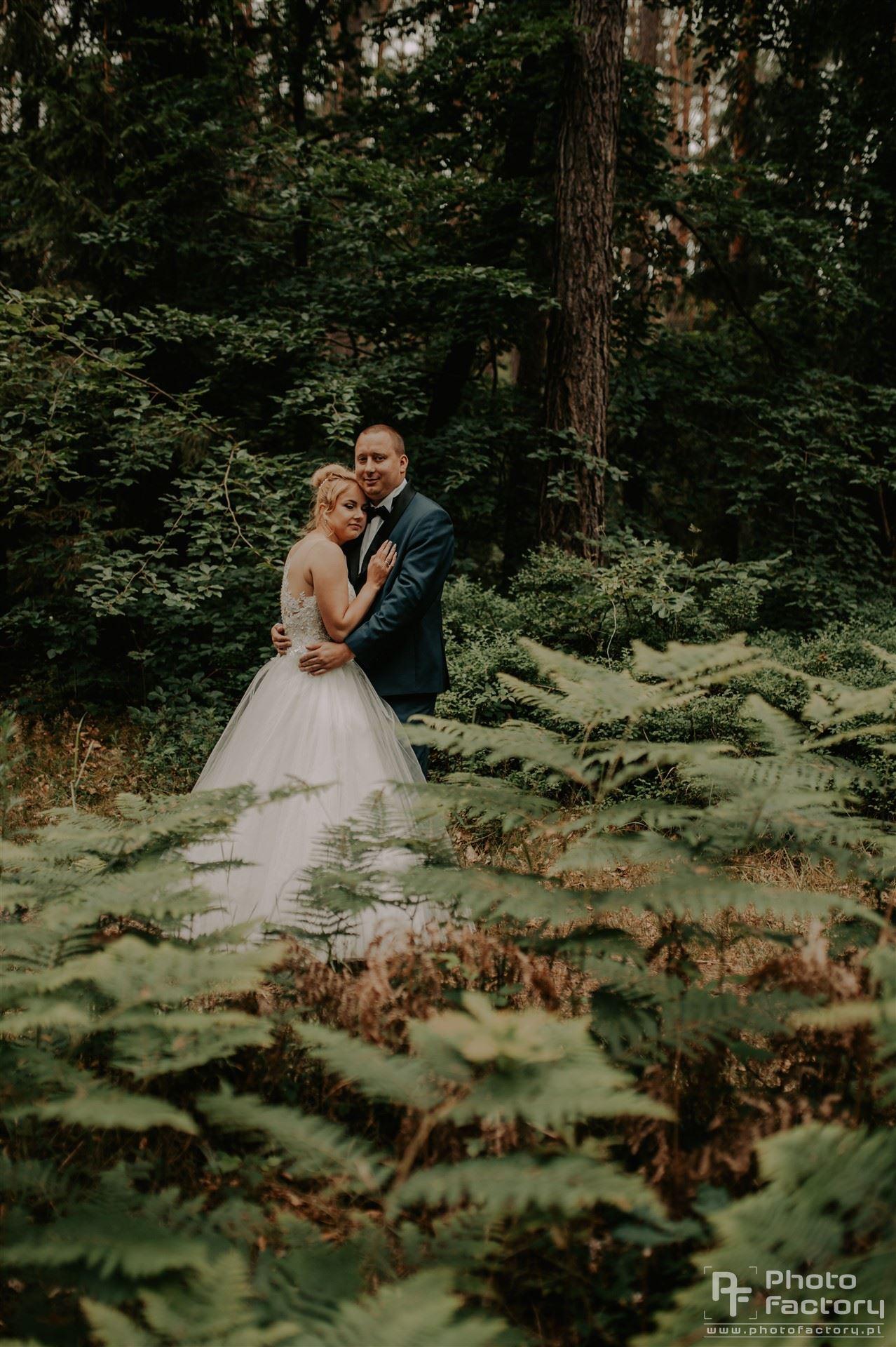 Ślub Karoliny i Mateusza