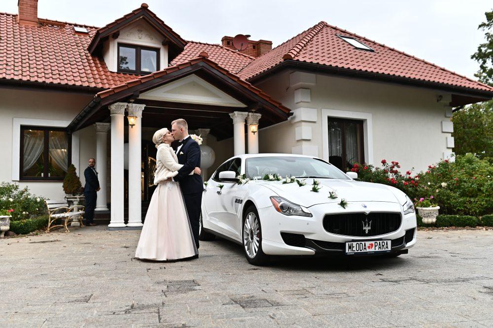 Ślub Alicja i Maciej