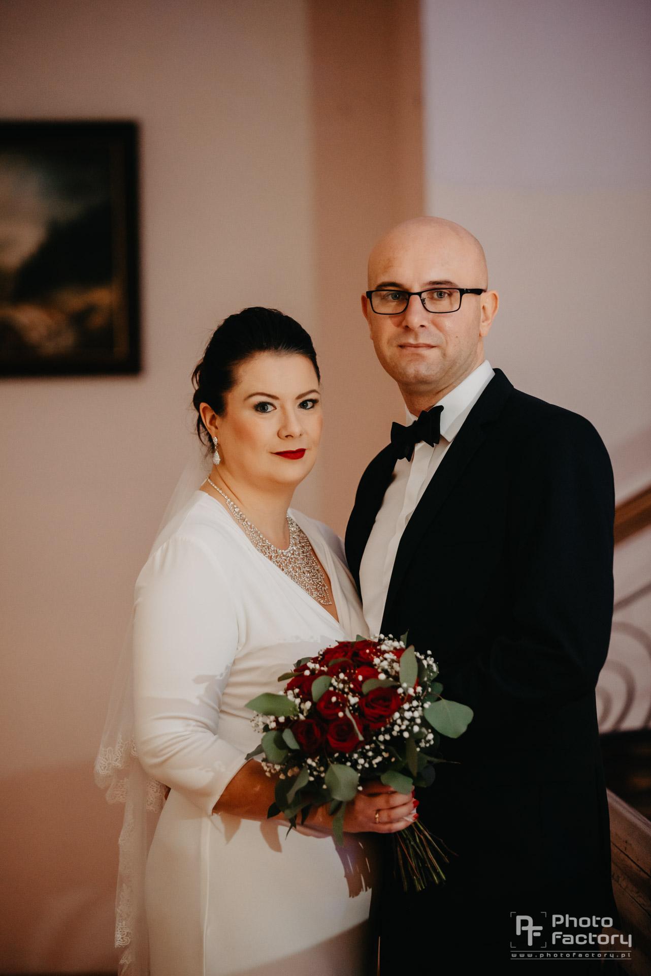 Ślub Michaliny i Pawła