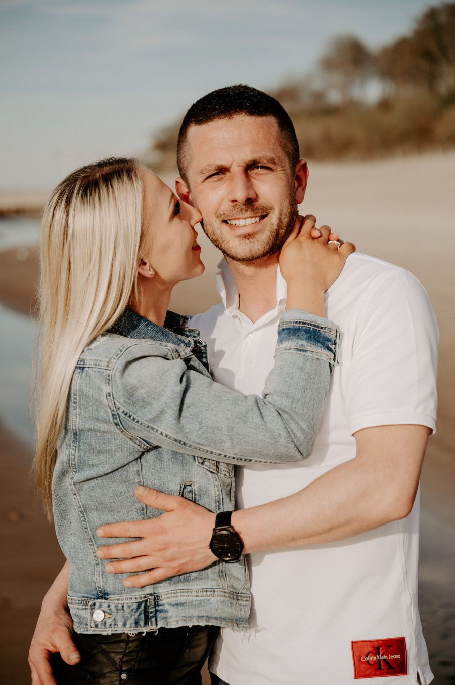 Sesja Narzeczeńska – Paulina i Mateusz